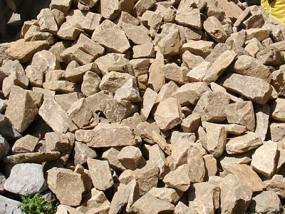 Бутовый камень в Климовске