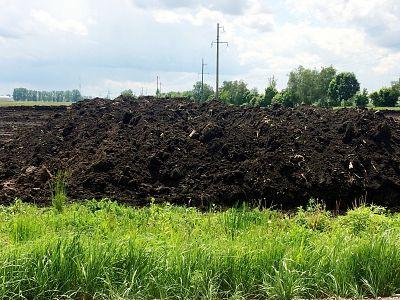 Чернозём в Привокзальном