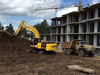 Вывоз грунта в Климовске