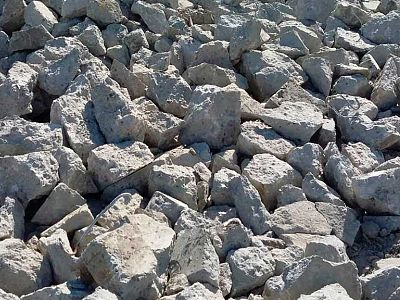 Бой бетона в Привокзальном